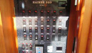 Haines 320 - Dragonfly - 4 Berth Inland Cruiser