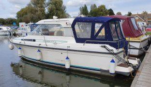Nimbus 27 Coupe - Glenfarne Lady - 3 Berth Motor Boat