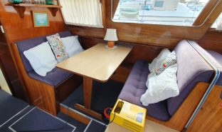 Bell Boats - Lady Bew - 5 Berth Classic Cruiser