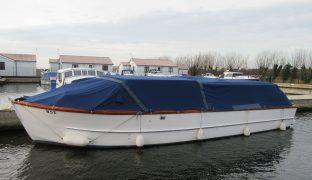 Bell Boats - Lady Bew - 5 Berth Classic Cruiser