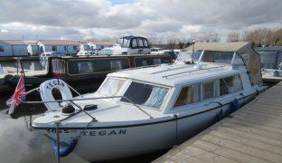 Marina 24 - Tegan - Inland Cruiser