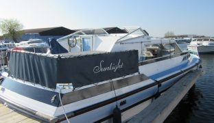 Aquafibre - Sunlight - 6 Berth Inland Cruiser