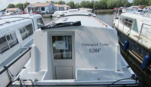 Hampton - Tranquil Time - Inland Cruiser