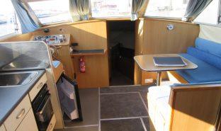 Aquafibre - Sunlight - 6 Berth Inland Cruiser