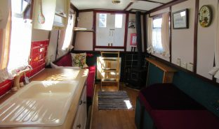 Narrow Boat - Catbells - 4 Berth Inland Cruiser