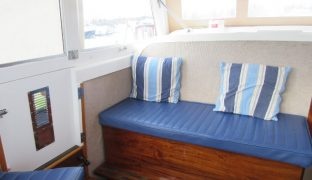 Broom Skipper - Breydon Skipper - 4 Berth Inland Cruiser
