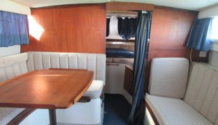 Fairline Mirage - Wrong Side of the River - 5 Berth Motor Boat