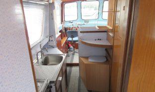 Hampton - Kingfisher Blue - 4 Berth Inland Cruiser