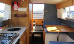 Viking 20 - Wookie - 4 Berth Inland Cruiser