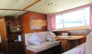Ocean 30 - Tosca  - 5 Berth Inland Cruiser