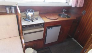 Ocean 30 - Tosca  - 5 Berth Inland Cruiser