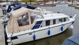 Marina 24 - Tegan - 4 Berth Inland Cruiser