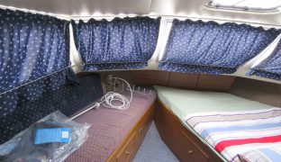 Alphacraft 35 - Sunray - 7 Berth Inland Cruiser