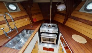 Herbert Woods - Spark Of Light  - 4 Berth Classic Cruiser