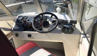 Cleopatra 850 - Excalibur - 5 Berth Inland Cruiser