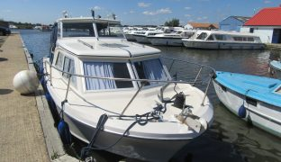 Erne Craft - Summer Breeze - 4 Berth Inland Cruiser