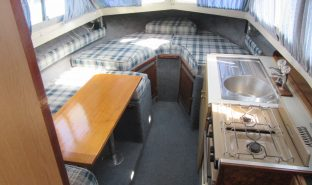 Erne Craft - Summer Breeze - 4 Berth Inland Cruiser