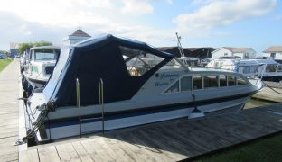 Glittering Waters - 2 Berth Inland Cruiser