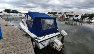 Shetland 640 - Miss Muffet - 2 Berth Motor Boat