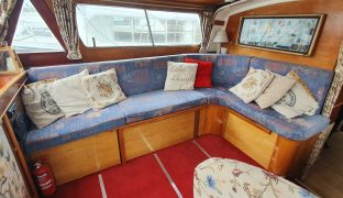 DC 30 - Rosalind - 4 Berth Inland Cruiser