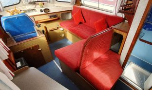 Hampton - Gentle Lady - 4 Berth Inland Cruiser