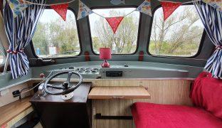 Hampton Safari MK II - Misty   - 4 Berth Inland Cruiser
