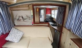 Hampton Safari MK II - Misty   - 4 Berth Inland Cruiser