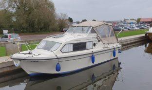 Shetland 4+2 - Mandalay - 4 Berth Inland Cruiser