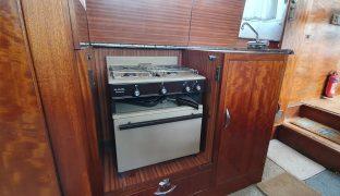 Freeman 26 - Broadland Buoys - 4 Berth Inland Cruiser