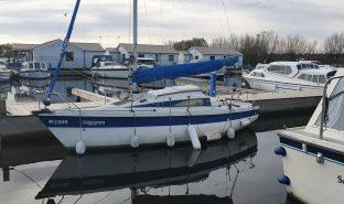 Pegasus 700 - Peggy Two - 5 Berth Sailing Boat
