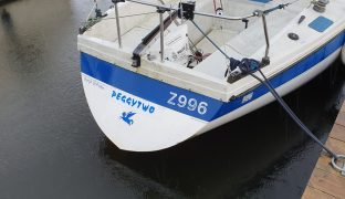 Pegasus 700 - Peggy Two - 5 Berth Sailing Boat