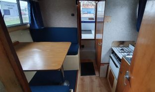 Bounty 27 - Red Princess  - 4 Berth Inland Cruiser