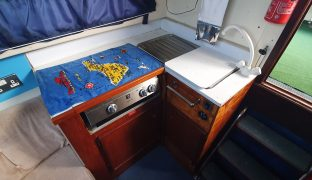 Fairline Weekender - Piccolo - 2 Berth Motor Boat