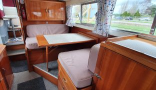 Freeman 24 - Arctic Mist - 4 Berth Inland Cruiser