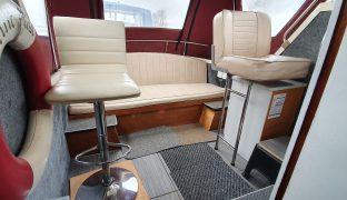 Freeman 24 - Arctic Mist - 4 Berth Inland Cruiser