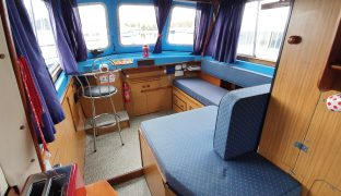 Hampton Safari - Whiskey Galore  - 4 Berth Inland Cruiser
