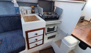 Beaves Marine 22 - TIDE-E - 4 Berth Motor Boat