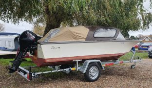 Broom Scorpio - Kymbo - 4 Berth Motor Boat