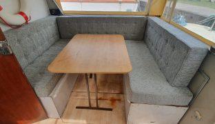 Bounty Buccaneer 37 - Keidra  - 6 Berth Inland Cruiser