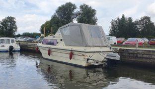 Shetland 4+2 - Maryann - 6 Berth River Cruiser