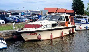 Freeman 33 - Hi Wave  - Motorboat
