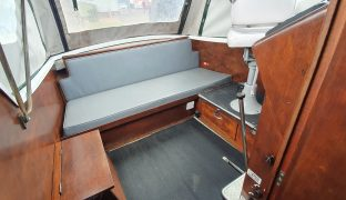 Freeman 22 - Tyzer - 4 Berth Motor Cruiser