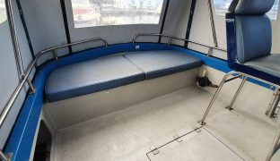 Alphacraft 31 - Lydia C - 4 Berth Inland Cruiser