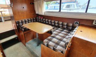 Birchwood 25 - Meander - 4 Berth Inland Cruiser
