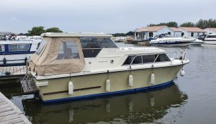 Birchwood 25 - Meander - 4 Berth Inland Cruiser