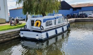 Hampton Safari - Xena - 4 Berth Inland Cruiser