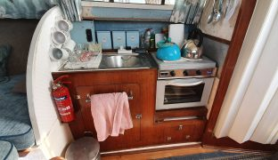 Viking 20 - 1st Up Makes Tea - 4 Berth Inland Cruiser