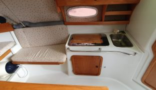 Sportina 760 - Mylina - 4 Berth Sailing Yacht