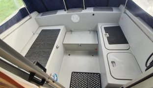 Bounty 27 Sedan - Grayling - 4 Berth Inland Cruiser