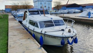 Birchwood 25 - Cornish Lady - 4 Berth 4 Berth Inland Cruiser
